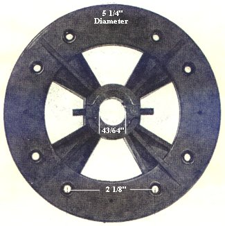 ceiling fans flywheel 6